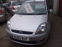 Ford FIESTA Zetec Climate TDCI,5 dr hatchback,2 previous owners,2 keys,runs and drives well,NJ57WUP