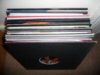 50 dance records / vinyl ** Excellent condition ** Progressive / Trance / Techno / House / Tribal