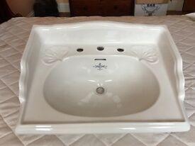 Victorian style basin