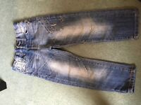 Boys jeans age 4 - 5 immaculate condition