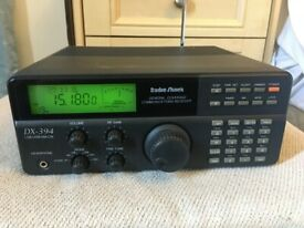 Radio shack DX-394 Ham Shortwave radio receiver.