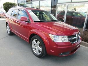 2010 Dodge Journey R/T 7-PASSENGER WITH LEATHER