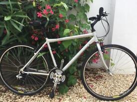 Marin larkspur 18 inch hybrid bike unisex excellent condition great light bike