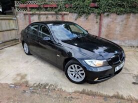 BMW 3 Series 2.0 318i SE 4dr 2005 (55 reg), Saloon