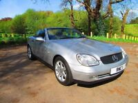 Mercedes-Benz SLK 230K 2dr Auto Only 37000 miles From £153.88 per month