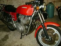 Laverda Jota 120 - Original Bike Great Example Rare Bike