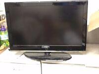 "37"" samsung flat screen TV"
