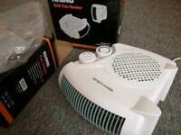 Fan Heaters (Two)