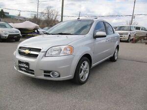 2010 Chevrolet Aveo LT , AUTO , SUNROOF