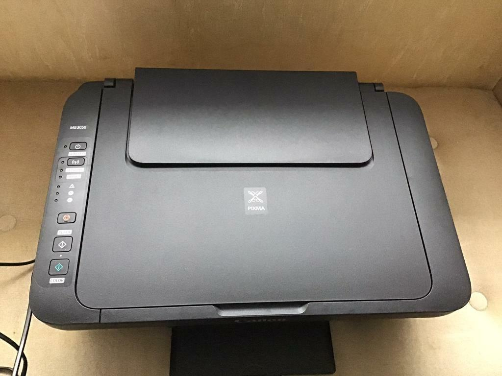 Canon Pixma Mg3050 Wireless Printer In Clarkston Glasgow Gumtree