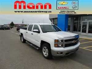 2014 Chevrolet Silverado 1500 LT-Heated Seats, Tilt/Telescoping