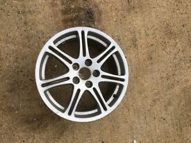 Honda Civic type R wheel