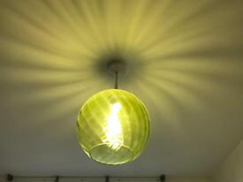 X2 retro light shades - £8 for the pair