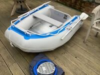 Inflatable dinghy SOLD SOLD