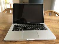 "mid 2012 Macbook Pro 13"" inch laptop"