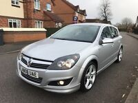 VAUXHALL ASTRA CDTI SRI 1.9 x pack 2008 low mileage clutch and flywheel changed