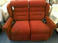 Recliners Red #30650 £120