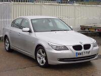 2007 (57 reg), BMW 5 Series 2.0 520d SE 4dr