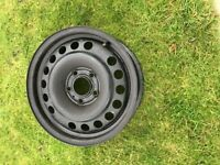 STEEL WHEEL 5 STUD 195 - POST OR COLLECT SURREY