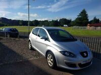 !!!New Timing Belt Fitted!!! Seat Altea 1.6, 54 plate, V.G.C.