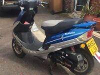 2013 pulse scooter spares/repairs