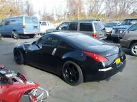 2005 nissan 350z 6sp NO TAXES, need it gone asap