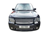 2011 Land Rover Range Rover 4.4TD Autobiography - £16999