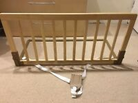 2 x Bed rail guards
