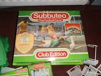 subbuteo job lot