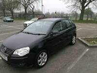 Vw polo 2009 one year mot service history