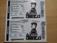Moto GP Valencia full weekend tickets 16th -18th November