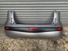 Nissan Note Rear Bumper