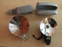 Vintage Bulb type Flash Guns