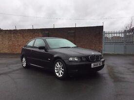 BMW 3 SERIES COMPACT DIESEL 3 DOOR HATCH 2004