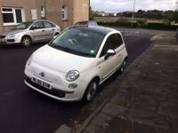 Fiat 500 Lounge- Low Tax & Top End with great features!