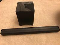 Onkyo LB401 soundbar with wireless sub woofer
