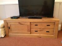 Brilliant wooden TV cabinet