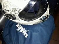 Small Female Shark Helmet