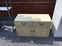 Backless Dresser Perfect Shabby Shic