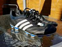 Adidas mens football boots size 10