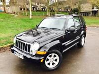 2007 JEEP CHEROKEE 2.8 CRD LIMITED