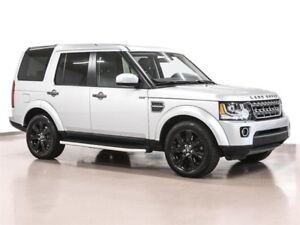 2016 Land Rover LR4 HSE (2016.5) @2.9% INTEREST CERTIFIED 6 YEAR