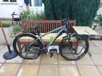 2016 Whyte 629 29er Hardtail Mountain Bike