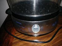 Tefal steamer Aqua timer