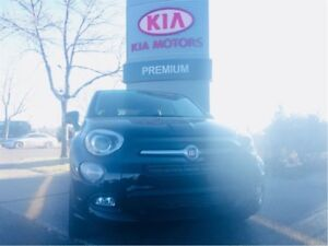 2016 Fiat 500X Lounge   Accident Free