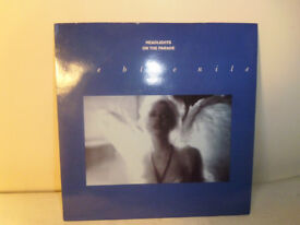 "THE BLUE NILE 'HEADLIGHTS ON THE PARADE' VINYL 7"" SINGLE"