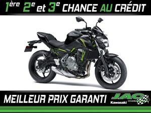 2018 Kawasaki Z650 ABS Défiez nos prix