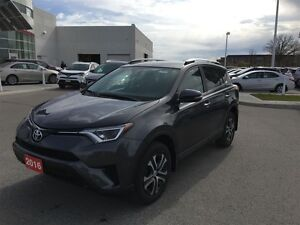 2016 Toyota RAV4 LE AWD, Like New & Low Kms!!