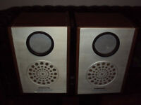 Vintage SONODYNE SUPER JET-LINE Speakers