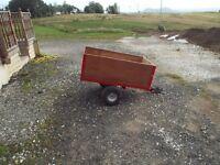 atv /garden trailer